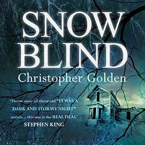 Snowblind Hörbuch