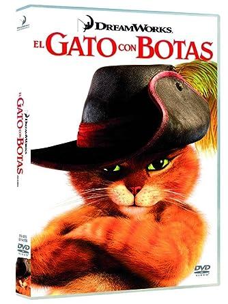 El Gato Con Botas (Blanca) [DVD]