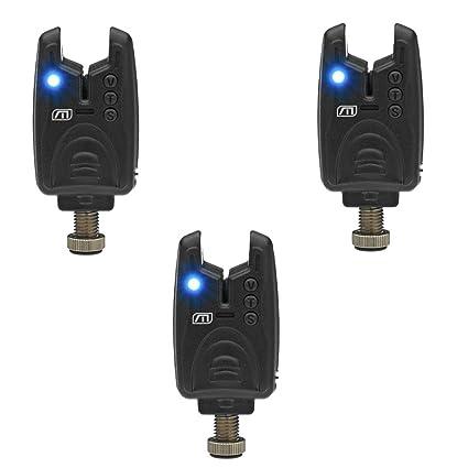 Picada Juego de – Detector de picada electrónico 3 Dam Mad Nano con LED azul