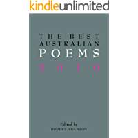The Best Australian Poems 2010