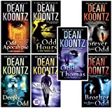 Complete 7 book set of Dean Koontz's Odd Thomas Series (Odd Thomas, Forever Odd, Brother Odd, Odd Hours,Odd Apocalypse, Deeply Odd and Saint Odd)