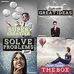 Creative Thinking Subliminal Messages Bundle