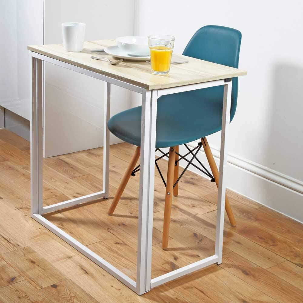 easylife lifestyle solutions Folding Utility Table Folds Flat to Store Space-saving table already assembled just fold the legs out Hobbies /& Work//study For: Meal times L80 x W45 x H74cm
