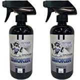 Smokers Odor Eliminating Spray Completely removes Smoke Odors. Proven Formula Using OAM Technology That Safely removes…