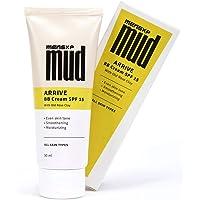 Mensxp Mud Natural BB Cream For Men For Even Skin Tone 50 ml, Skin Shade 027
