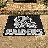 """NFL - Oakland Raiders All-Star Mat 34""""x45"""""""