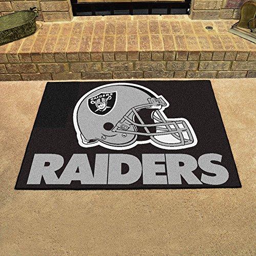 Raiders Area Mat (NFL - Oakland Raiders All-Star Mat 34