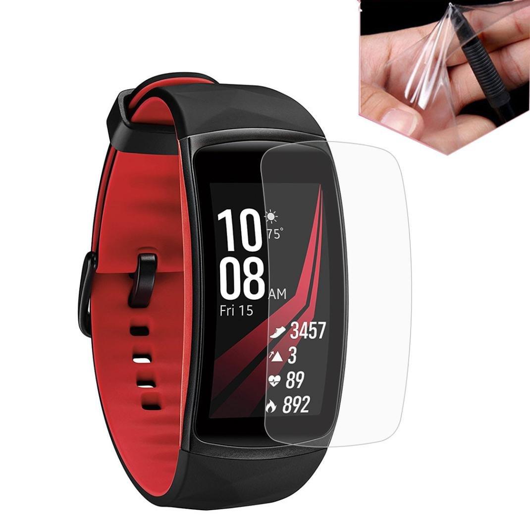 Funda para Samsung Gear Fit2 Pro, Diadia suave a prueba de ...