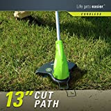 Greenworks 13-Inch 4 Amp Corded String Trimmer 21212