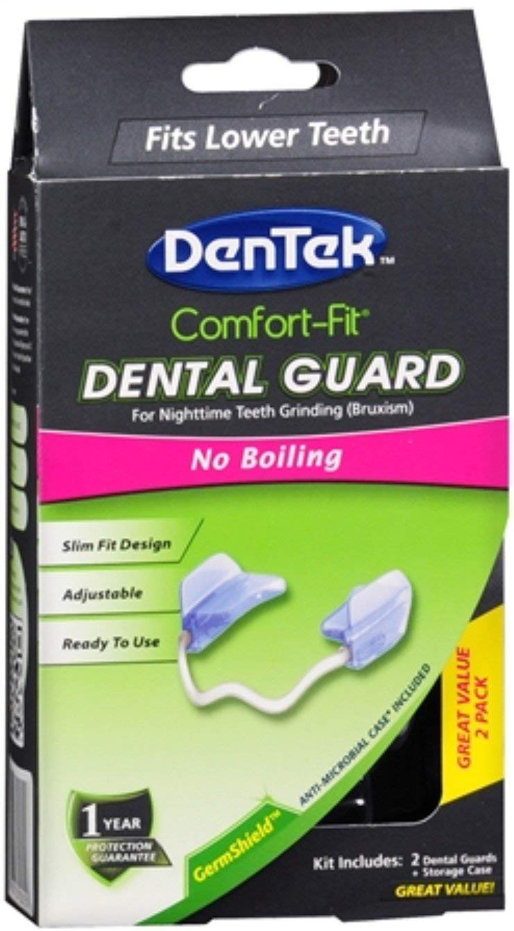 DenTek Comfort-Fit Nightguard One Size Fits All 1 Each (Pack of 12)