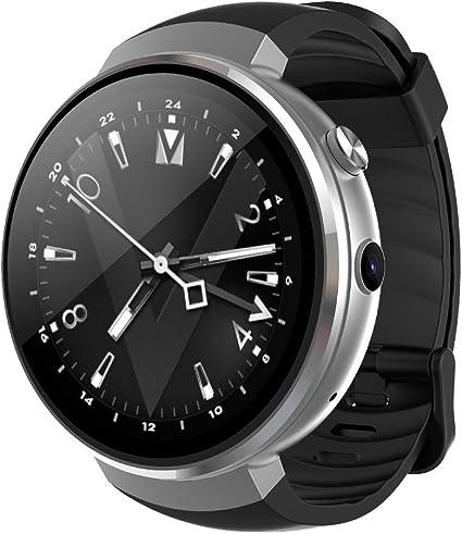 Amazon.com: LEMFO LEM7 4G Smart Watch Android 7.0 con Nano ...