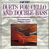 Couperin, Barrière, Boccherini, Rossini: Duets for Cello and Double-Bass