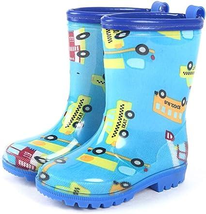 La pioggia della scuola dei bambini Boot Stivali da pioggia
