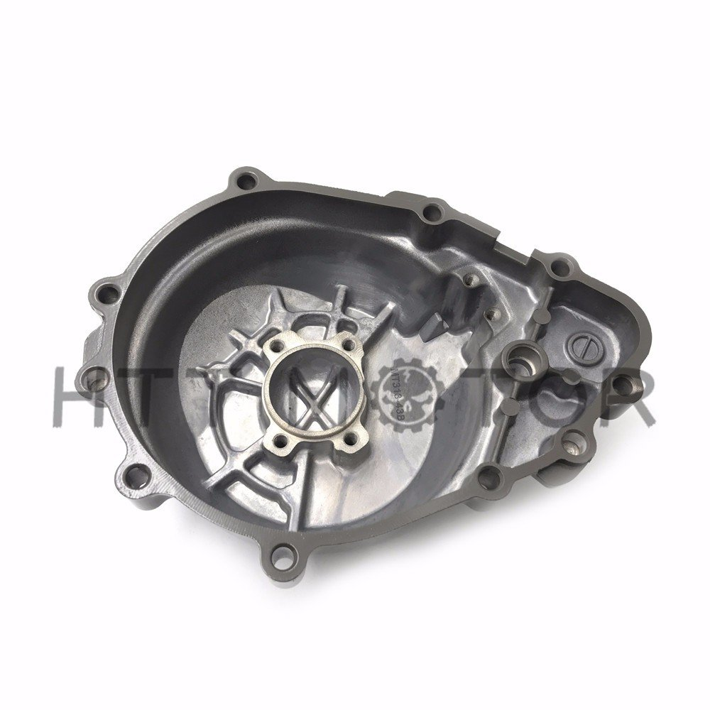 HTTMT MT313-043B New Engine Stator Cover Crankcase Compatible with Kawasaki Ninja ZX6R ZX636 2003-2004 03 04