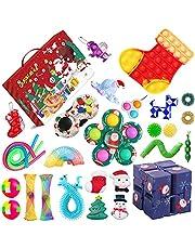Fidgets,Kids Advent Calendar 2021,Calendrier de l'avent Fidget Advent Calendar For Kids And Adult