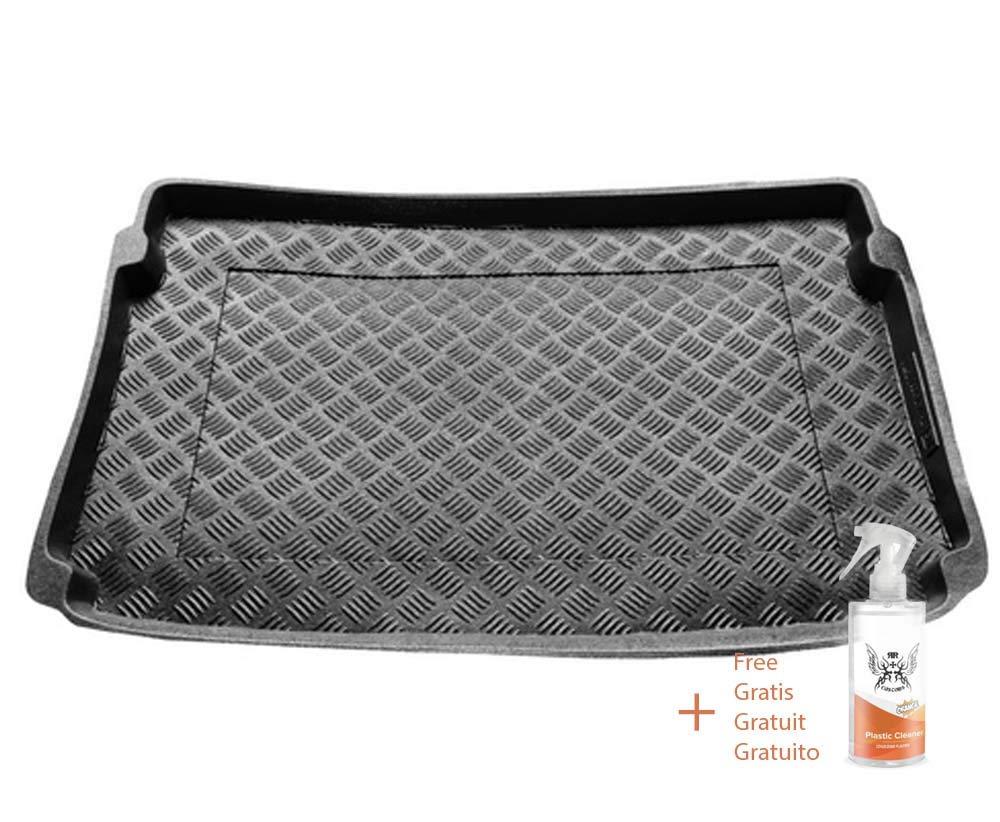 Desde 2017 Cubre Maletero de PVC Compatible con Seat Arona Parte Alta del Maletero Regalo + Limpiador de Plasticos