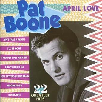 Pat Boone Songs
