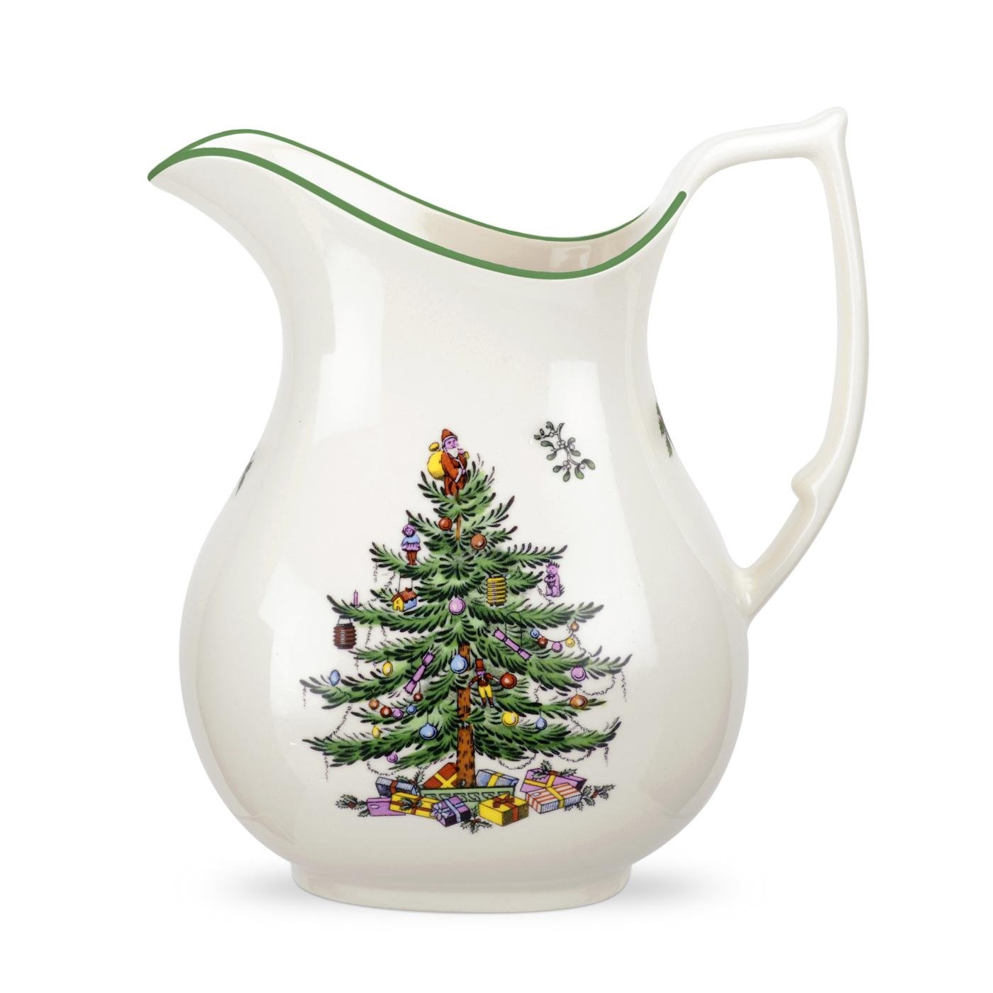 Buy Spode Christmas Tree Large Jug 1.4 litres Online at Low Prices ...