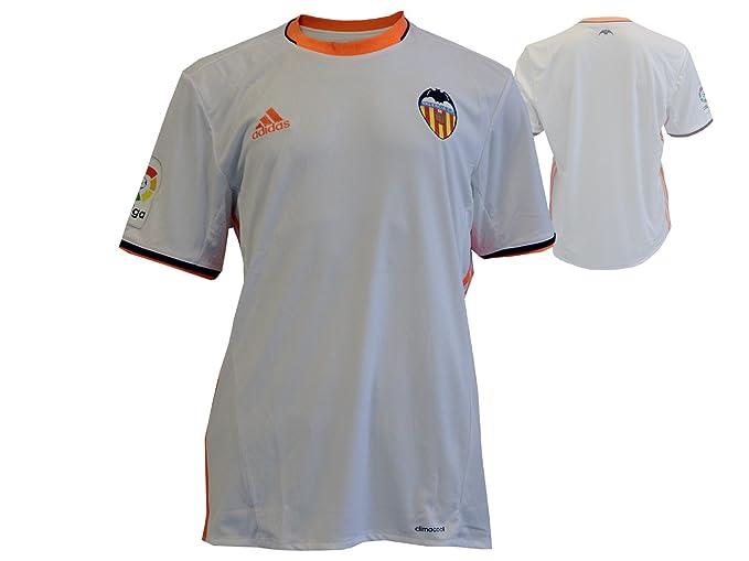Camiseta mujer Puma Valencia 19 20 blanca | futbolmania