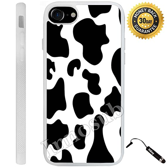 cow print iphone 8 case