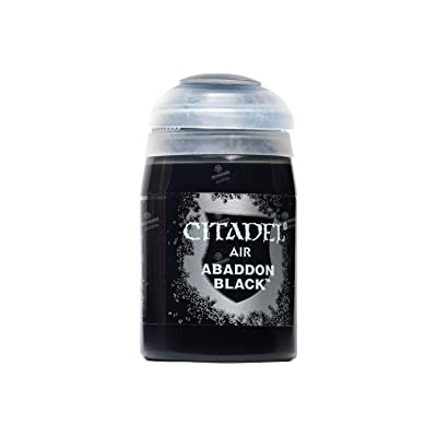 Games Workshop Citadel Air: Abaddon Black: Toys & Games
