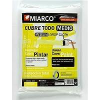 CUBRETODO MEDIO MIARCO 4 X5 METROS