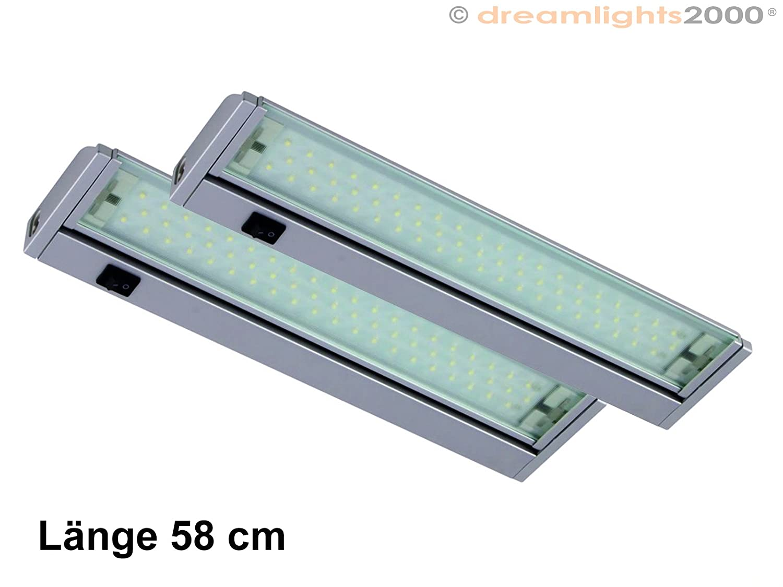 2er Pack   230V LED Unterbauleuchte