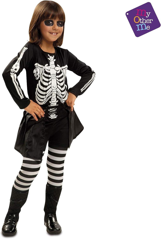 My Other Me - Disfraz de esqueleto, para niña de 1-2 años (Viving ...