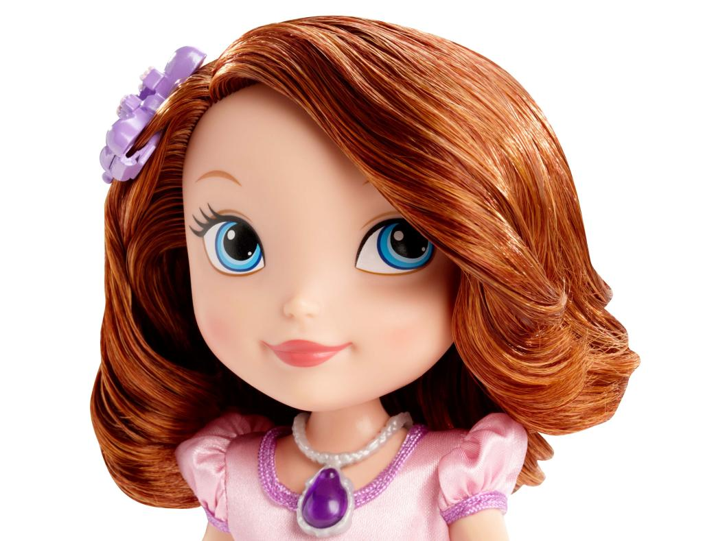 Amazon.com: Disney Sofia The First 10-inch Sofia Doll