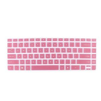 Rosa teclado para ordenador portátil Protector de pantalla para HP 4331S 4431S 4436S 4330S: Amazon.es: Electrónica