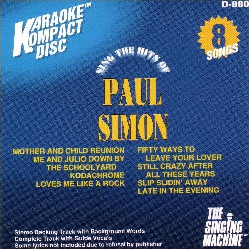 Paul Simon by Karaoke - Simon Karaoke Paul