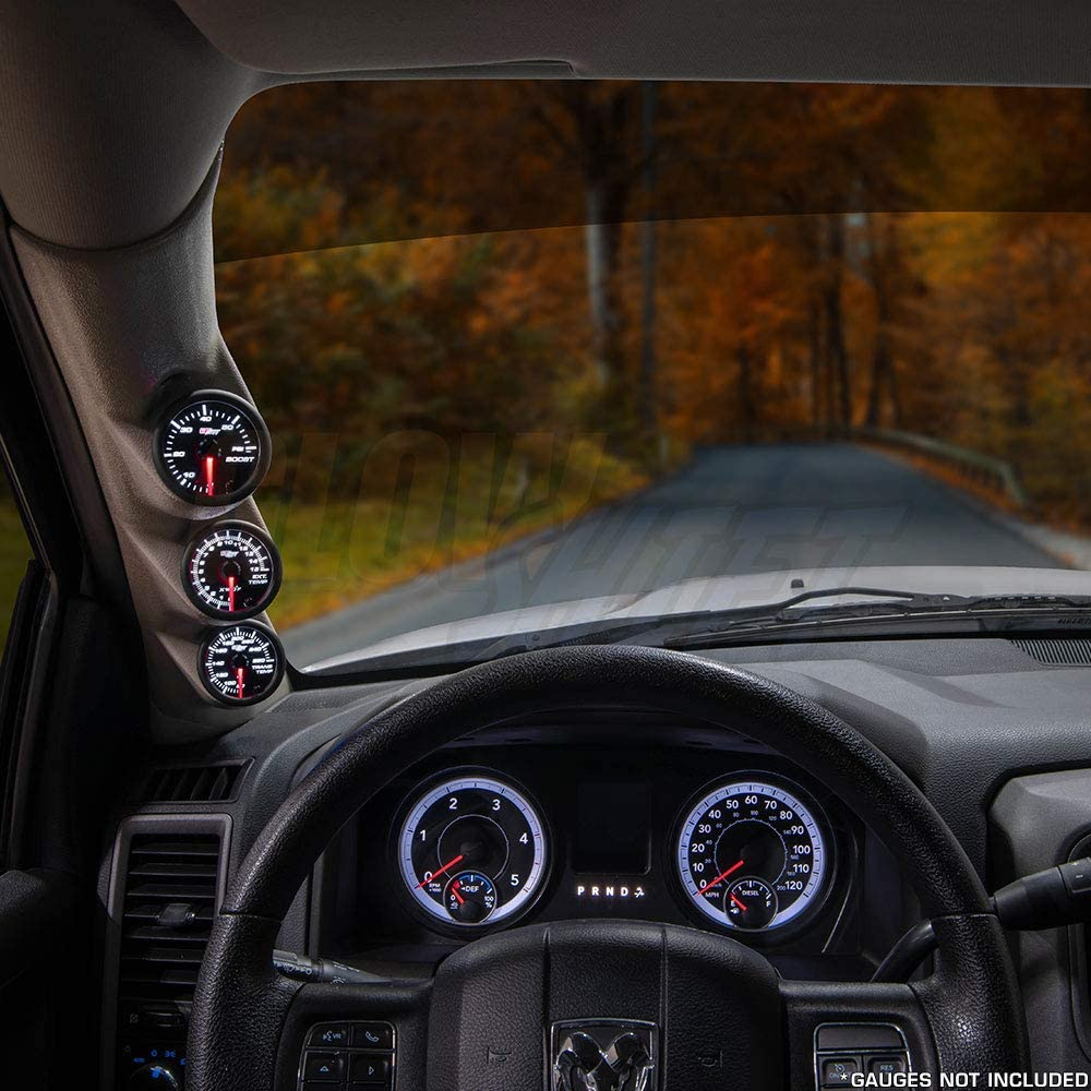 Edge Products Dodge Pillar Pod For 10-18 Dodge; 38405