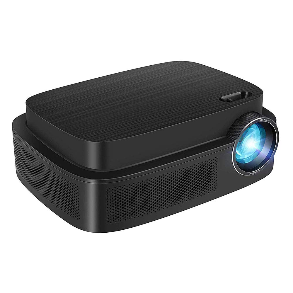 Amazon.com: Home Projector with Full HD 12000 lumens Video ...