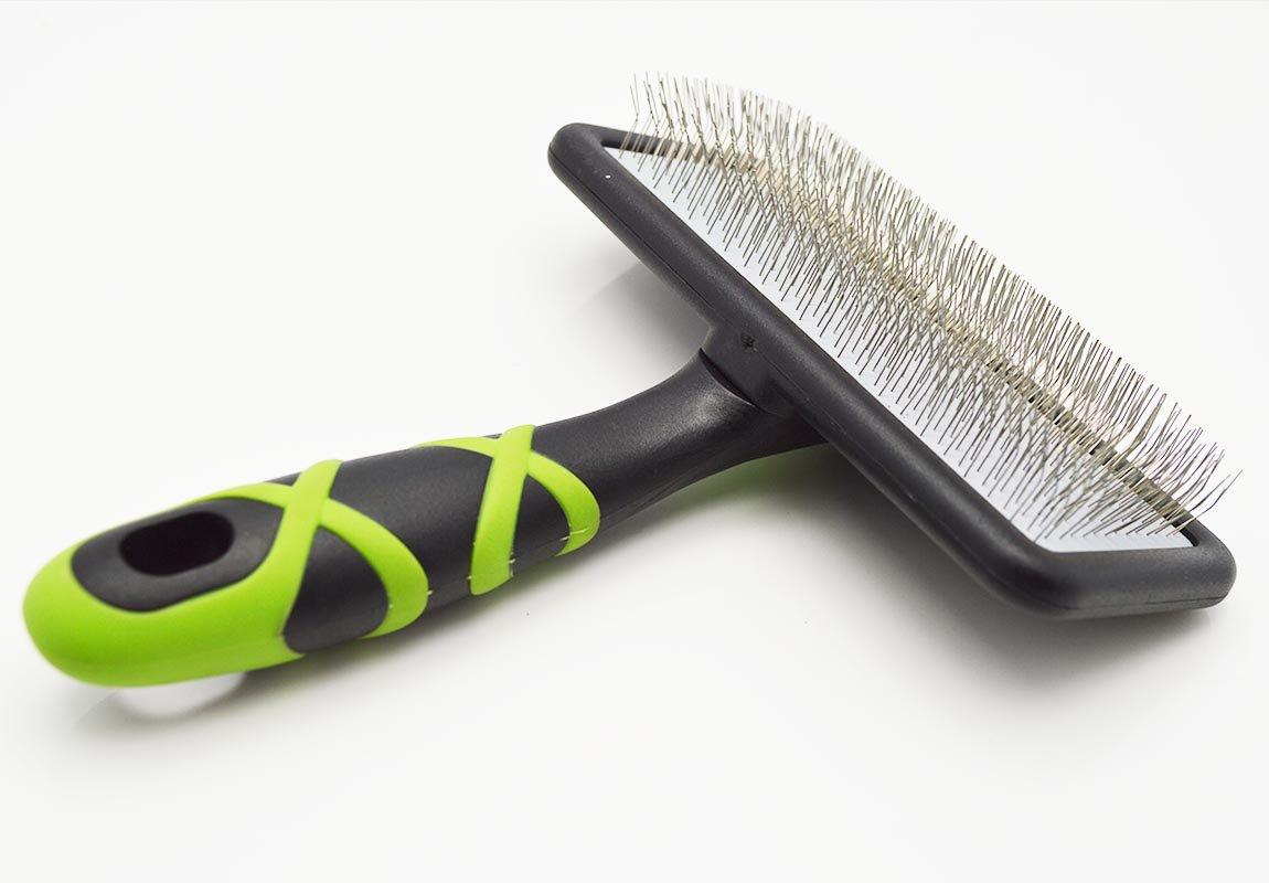 HelloPet USA - Large Slicker Brush