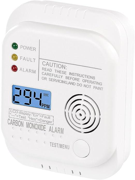 Carbon Mon Detector Deta Branded EN50291