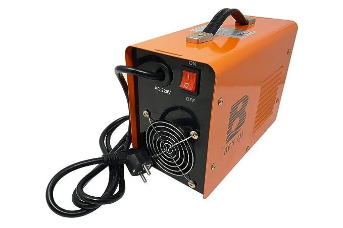 Soldadura eléctrica Inverter electrodos Soldadura portátil profesional zx7250