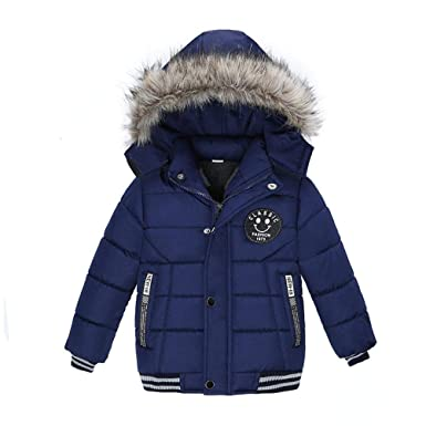 4a7230289 Amazon.com  Moonker Baby Winter Coat 2-5 Years Old