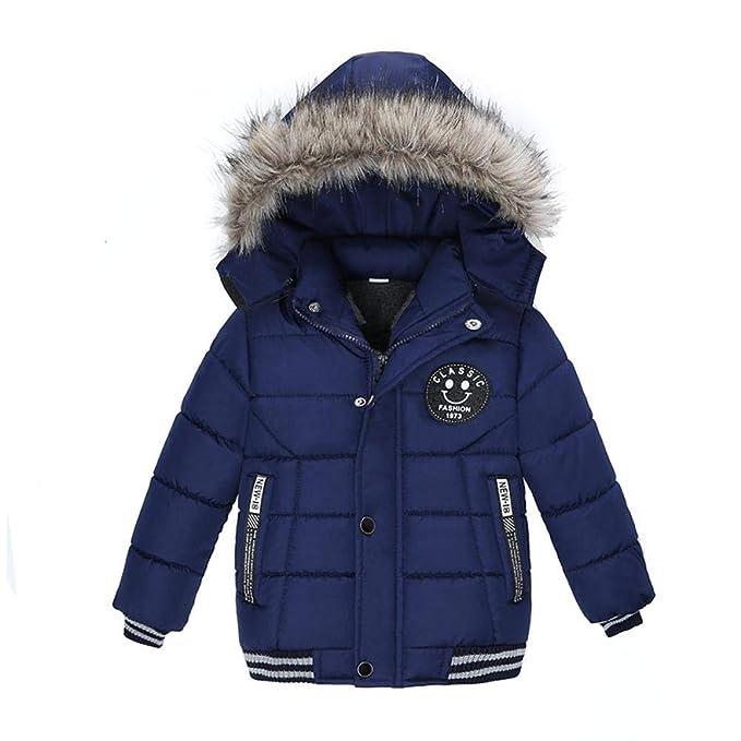 Amazon.com: Moonker - Abrigo de invierno con capucha y ...