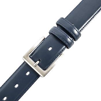 Yauging Mens Genuine Leather Black Belt size XXL 125 cms  B85