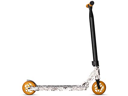 Amazon.com: RKR Viral Freestyle Kick Scooter - Patinete (18 ...