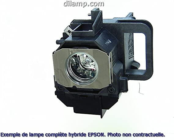 Powerlite Home Cinema 3020 Epson Projector Lamp Replacement. Projector Lamp Assembly with Genuine Original Osram P-VIP Bulb Inside.