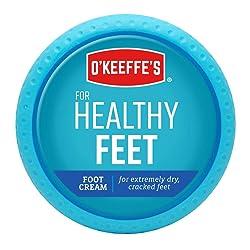 O'Keeffe's for Healthy Feet Foot Cream, 3.2 Ounce