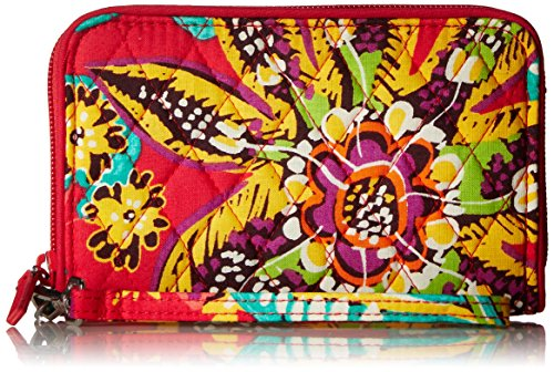 And 1 Quilted Wallet - Rfid Grab & Go Wristlet Wallet, Rumba, One Size