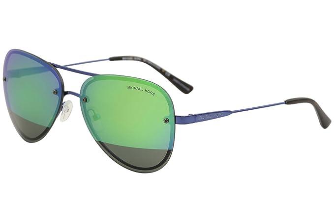 Michael Kors La Jolla 1173F2 59, Gafas de Sol para Mujer, Azul (Navy