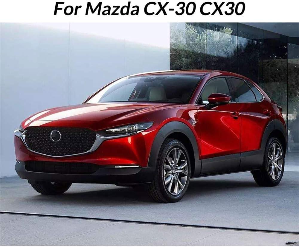 para Mazda CX-30 CX30 2020 Aletas de Barro del Coche Fender Mudflap Splash Guards Accesorios///de Guardabarros