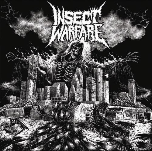 Insect Warfare: World Extermination (Audio CD)
