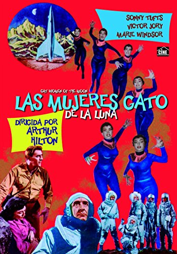 Las Mujeres Gato De La Luna Cat - Women Of The Moon [Non-usa Format: Pal -Import- Spain ]