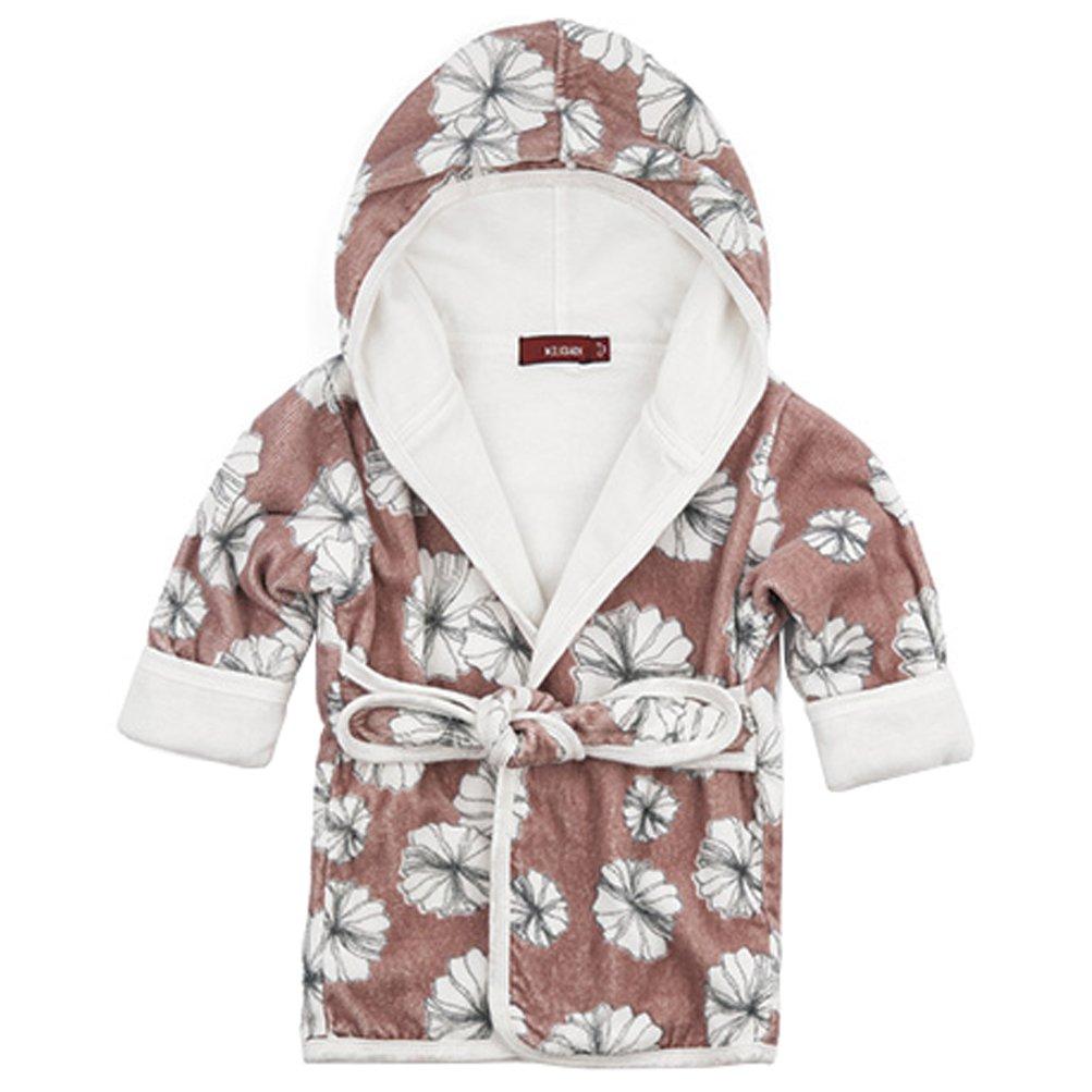 MilkBarn Hooded Bath Robe 25009900