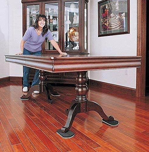 EZ Moves Furniture Slides for Hard Surfaces 8 x 4 3//4