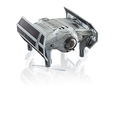 Propel Star Wars Quadcopter: Tie Fighter Collectors Edition Box: Toys & Games